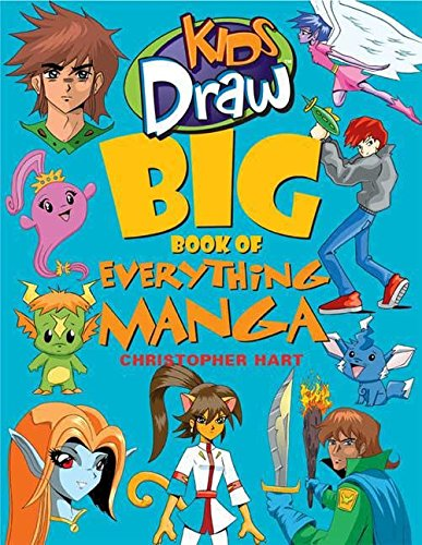 9780823095094: Kids Draw Big Book of Everything Manga