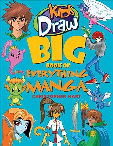 9780823095094: Kids Draw Big Book of Everything Manga
