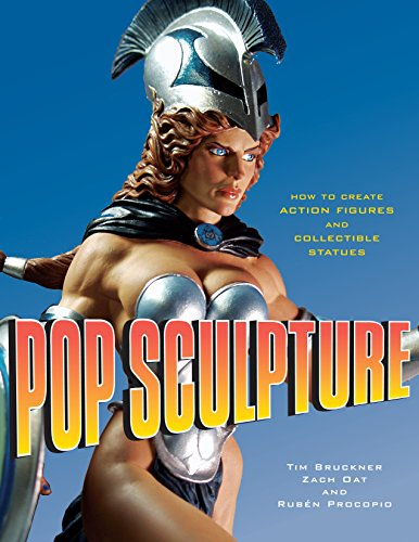 9780823095223: Pop Sculpture: How to Create Action Figures and Collectible Statues