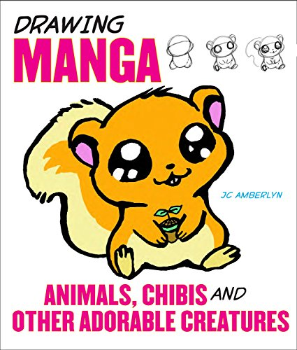 9780823095339: Drawing Manga Animals, Chibis, and Other Adorable Creatures