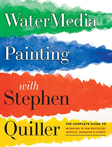 9780823096886: Watermedia Painting: The Complete Guide to Working in Watercolor, Acrylics, Gouache and Casein: 0