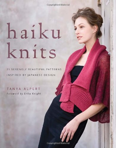 9780823098071: Haiku Knits: 25 Serenely Beautiful Patterns Inspired by Japanese Design