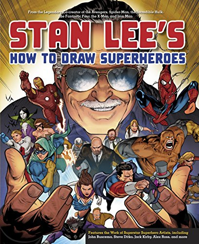 9780823098453: Stan Lee's How to Draw Superheroes