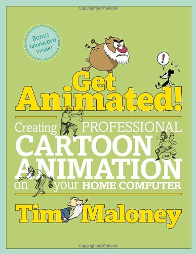 9780823099214: Get Animated! (Book & CD Rom)