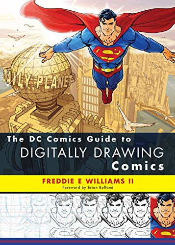 9780823099238: The DC Comics Guide to Digitally Drawing Comics