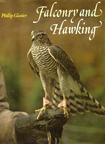 Falconry and Hawking: Glasier, Phillip