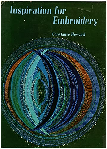 9780823140176: Inspiration for Embroidery