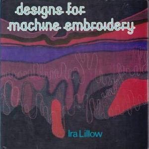 9780823140336: Designs for machine embroidery