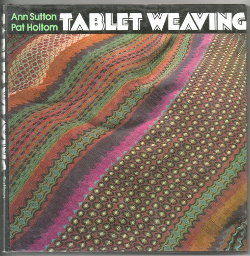 9780823150458: Tablet Weaving