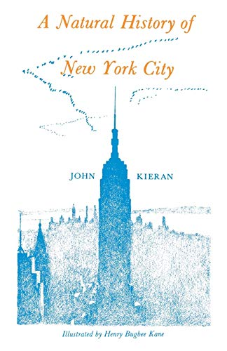 9780823210862: A Natural History of New York