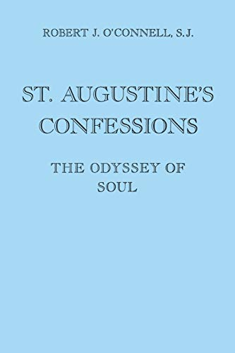 9780823212651: St. Augustine's Confessions: The Odyssey of Soul