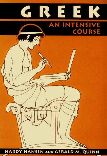 9780823213504: Greek: An Intensive Course