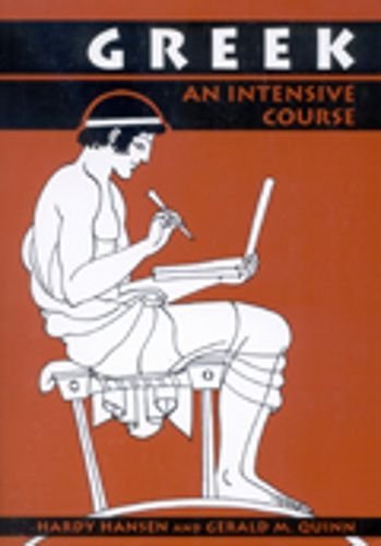 9780823213511: Greek: An Intensive Course