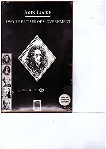 "Two Treatises on Government/Disk 3.50"" (0823214672) by John Locke"