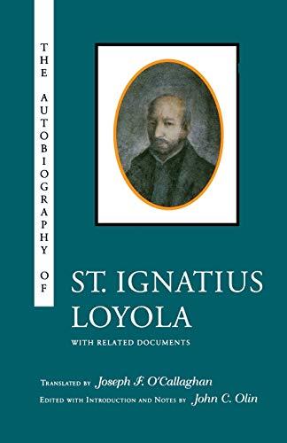9780823214808: The Autobiography of St. Ignatius Loyola
