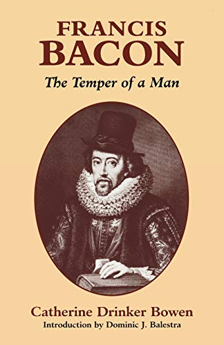 9780823215386: Francis Bacon: The Temper of a Man