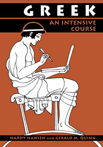 9780823216635: Greek: An Intensive Course, 2nd Revised Edition