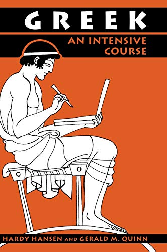 9780823216642: Greek: An Intensive Course, 2nd Revised Edition