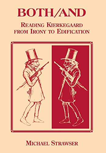9780823217007: Both/And: Reading Kierkegaard- From Irony to Edification (Perspectives in Continental Philosophy)