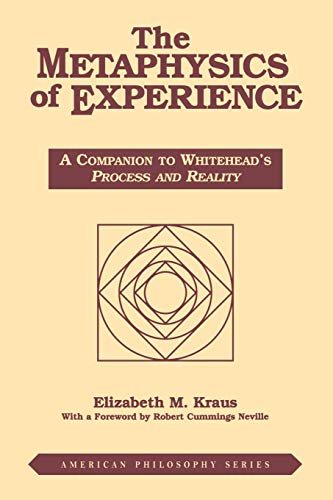 9780823217960: The Metaphysics of Experience: A Companion to Whitehead's Process and Reality (American Philosophy)