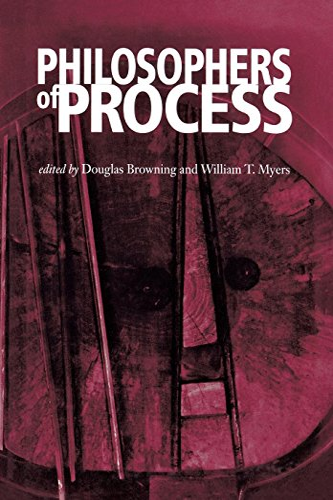 9780823218783: Philosophers of Process