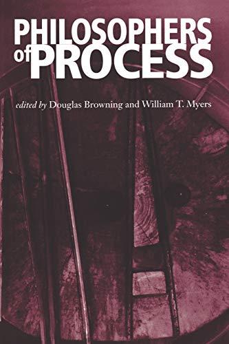 9780823218790: Philosophers of Process
