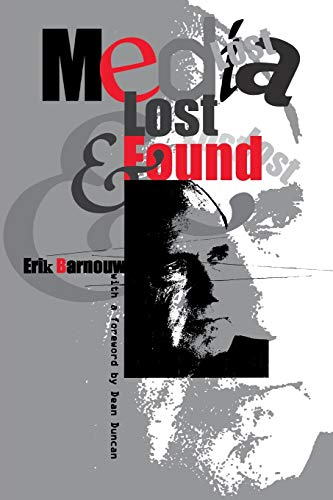 9780823220991: Media Lost and Found (Communications and Media Studies)