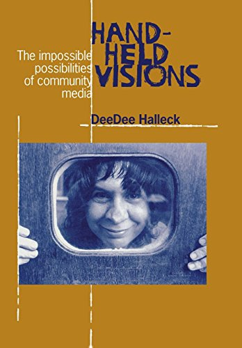 9780823221004: Hand-Held Visions: The Uses of Community Media (Communications and Media Studies)