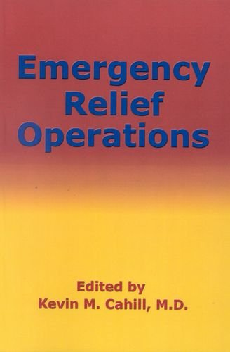 9780823222391: Emergency Relief Operations (International Humanitarian Affairs)