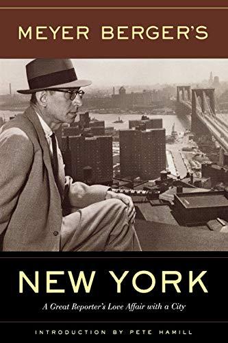 9780823223282: Meyer Berger's New York