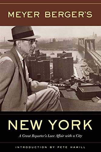 9780823223282: Meyer Berger's New York
