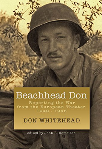 9780823224128: Beachhead Don: Reporting The War From the European Theater, 1942-1945