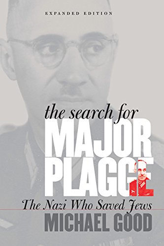 9780823224401: The Search for Major Plagge: The Nazi Who Saved Jews (Fordham University Press)