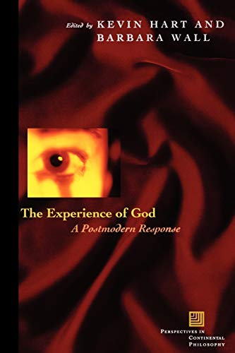 9780823225194: The Experience of God: A Postmodern Response (Perspectives in Continental Philosophy)