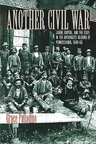 9780823225910: Another Civil War: Labor, Capital, and the State in the Anthracite Regions of Pennsylvania, 1840-1868 (The North's Civil War)