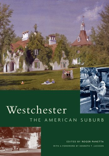 9780823225934: Westchester: The American Suburb
