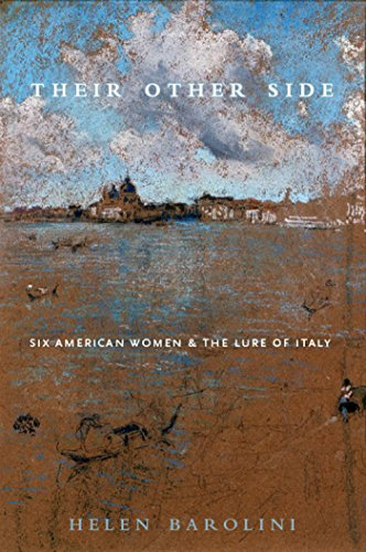 9780823226306: Their Other Side: Six American Women and the Lure of Italy