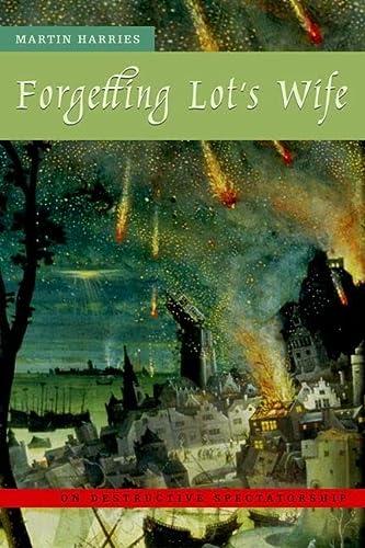 9780823227334: Forgetting Lot's Wife: On Destructive Spectatorship