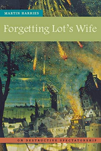 9780823227341: Forgetting Lot's Wife: On Destructive Spectatorship