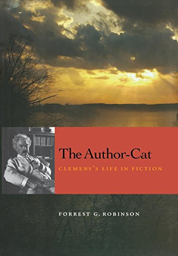 9780823227877: The Author-Cat: Clemens's Life in Fiction