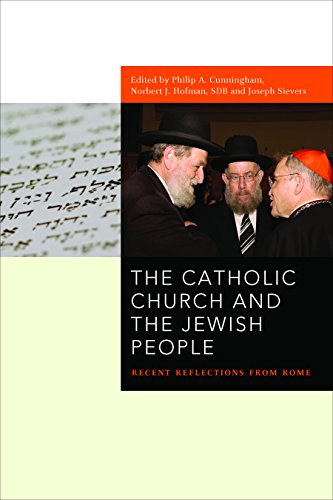 9780823228058: The Catholic Church and the Jewish People: Recent Reflections from Rome (Abrahamic Dialogues)