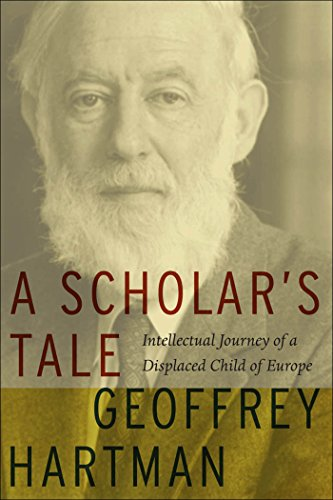 9780823228324: Scholar's Tale: Intellectual Journey of a Displaced Child of Europe