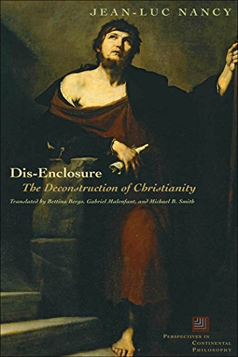 9780823228355: Dis-enclosure: The Deconstruction of Christianity (Perspectives in Continental Philosophy)