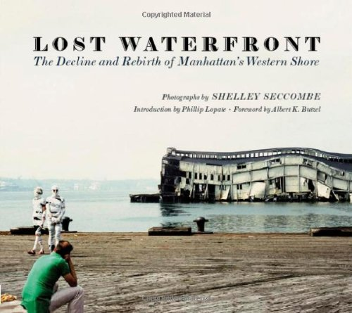9780823228454: Lost Waterfront: The Decline and Rebirth of Manhattan's Western Shore