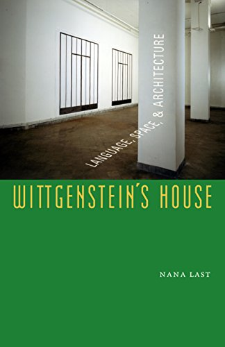 9780823228805: Wittgenstein's House: Language, Space, and Architecture