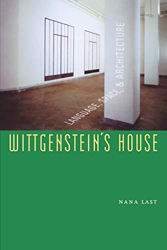 9780823228812: Wittgenstein's House: Language, Space, and Architecture