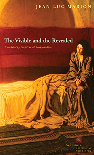 9780823228843: The Visible and the Revealed (Perspectives in Continental Philosophy)