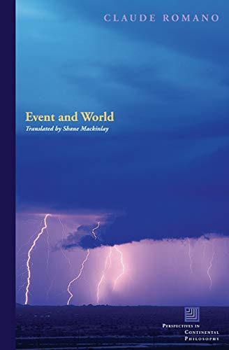 9780823229703: Event and World (Perspectives in Continental Philosophy)