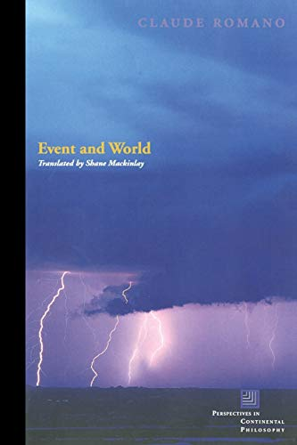 9780823229710: Event and World (Perspectives in Continental Philosophy)