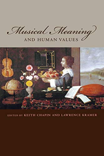 9780823230105: Musical Meaning and Human Values